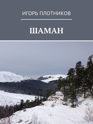 cover image of Шаман